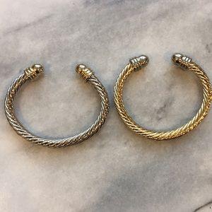 Iconic braid bracelet - no markings